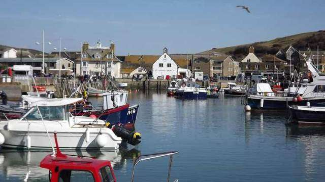 West Bay Harbour, Dorset