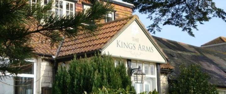 The Kings Arms Pub at Portesham
