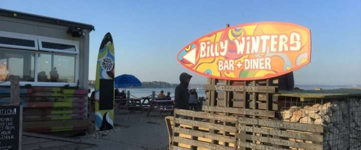 Billy Winters Bar and Diner, Portand, Weymouth