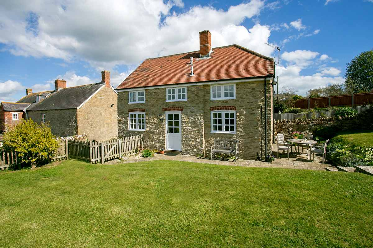 Holiday cottage in Dorset